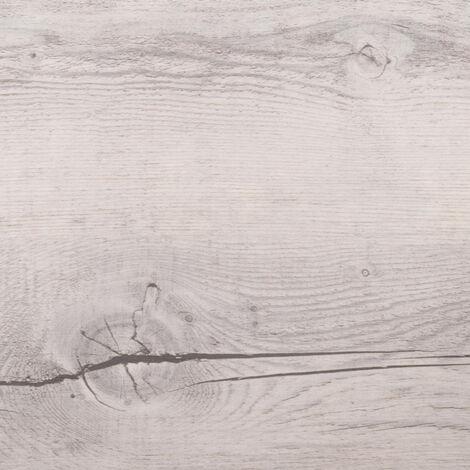 """Bricoclic 30 """"Gris Clair""""   Lames PVC clipsables - 18 x 122 cm = 2.64"""