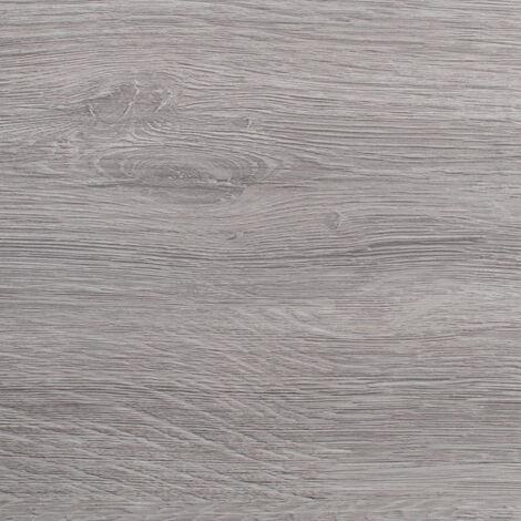 """Bricoclic 30 """"Gris Moyen""""   Lames PVC clipsables - 18 x 122 cm = 2.64"""