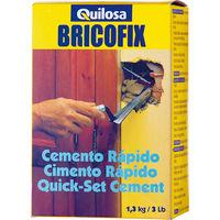 Bricofix Cemento Rápido 1,3KG