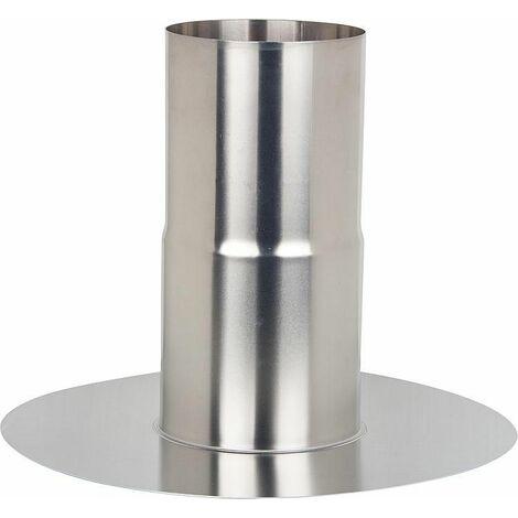 Bride coulissante Aluminium Type FLA 100 pour Tube