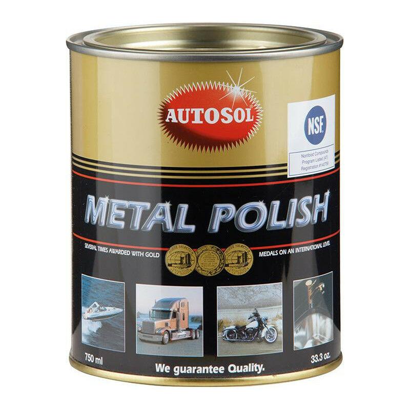 FP - Brillance chromée noble 750 ml (Par 6)