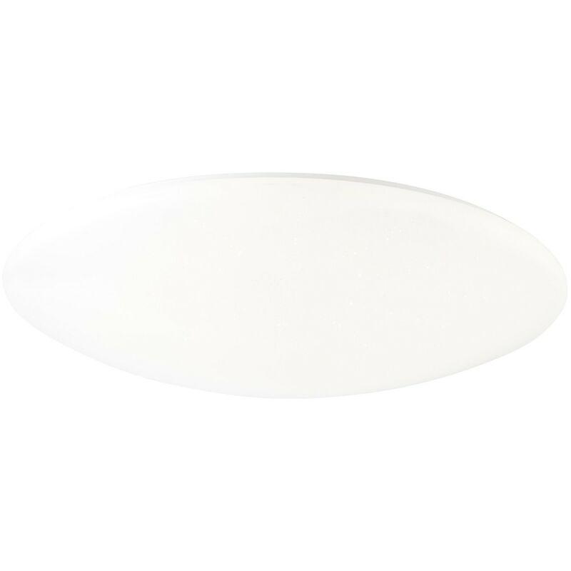 FAKIR STARRY LED Wand- und Deckenleuchte Ø 78 cm Metall / Kunststoff Weiß, HK16971S75 - Brilliant