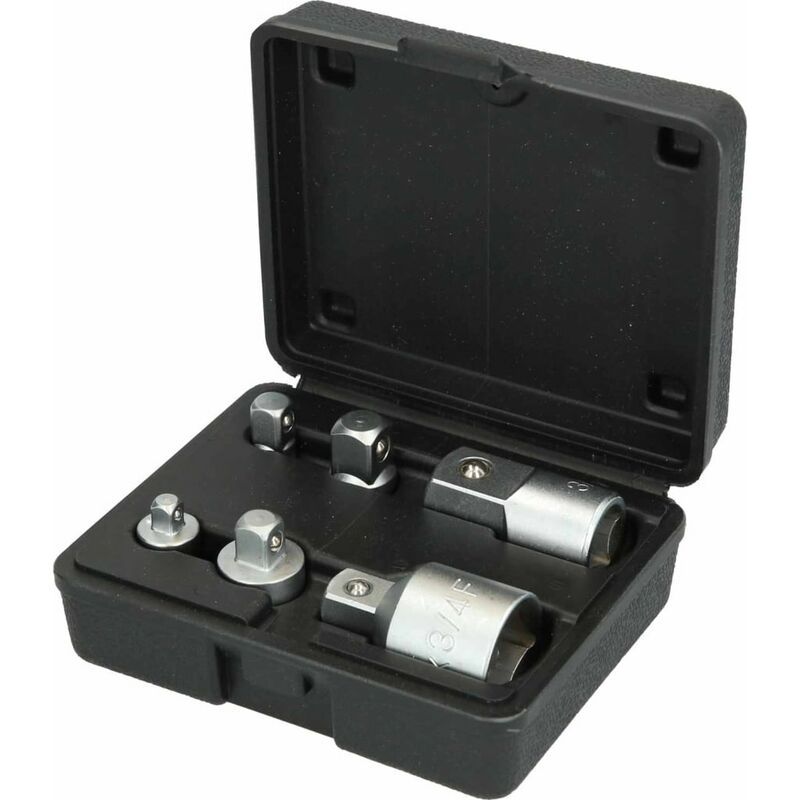 Image of BRILLIANT TOOLS 6 Piece Adaptor Set for Sockets and Bits