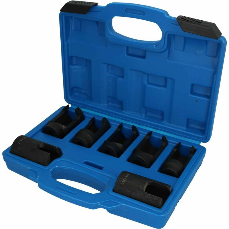 Image of BRILLIANT TOOLS 7 Piece Special Injector Socket Set