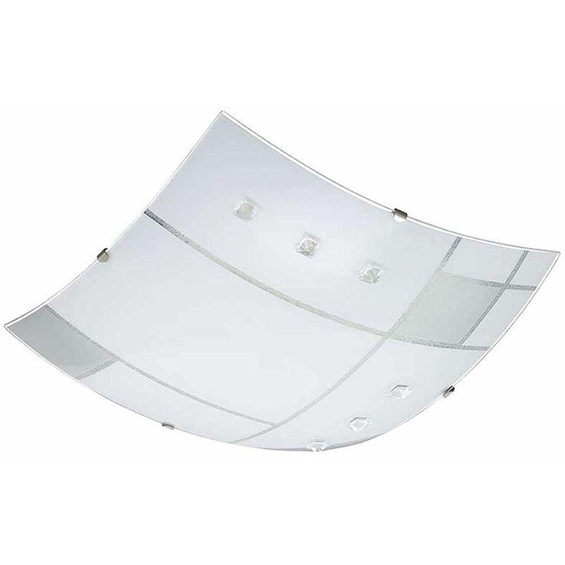 CARRE PLAFONIERA 1X12W 1200LM LED - Briloner
