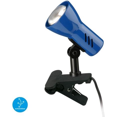 Cordon Interrupteur Pince Briloner Bleu Orientable Rotative 2794 À Avec Et Leuchten 010p Lampe W 40 UzMGpSVq