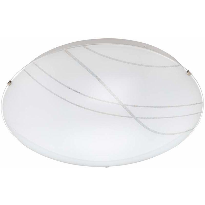 PLAFONIERA AGILED DIAMETRO 40CM LED - Briloner
