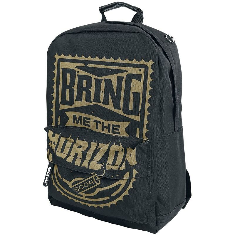Image of Bring Me The Horizon Gold (Classic Rucksack) [VINYL] - LASGO