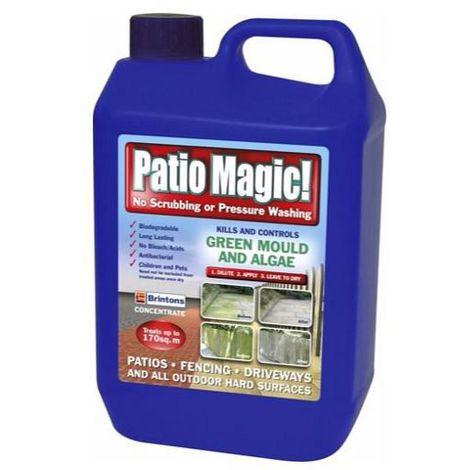 Brintons Patio Magic 5L
