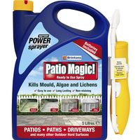Brintons Patio Magic Ready To Use Spray 5L