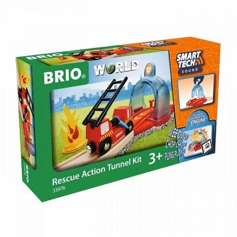 BRIO - 33976 - PORTIQUE SMART TECH SOUND THEME POMPIER