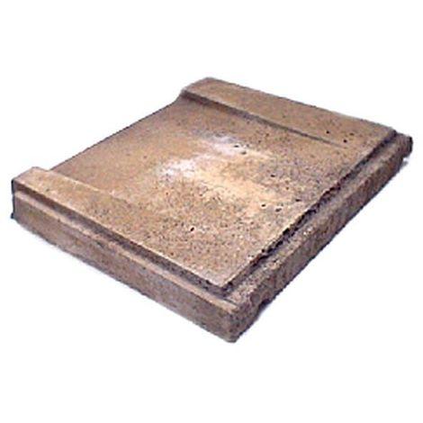 Brique laterale gauche pour Cuisiniere bois charbon Rosieres