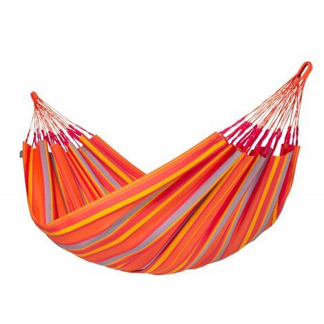 Brisa Toucan - Hamac classique double outdoor - Jaune / orange