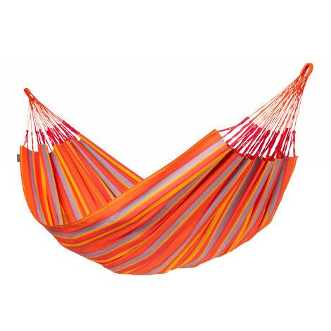 Brisa Toucan - Hamac classique kingsize outdoor - Jaune / orange