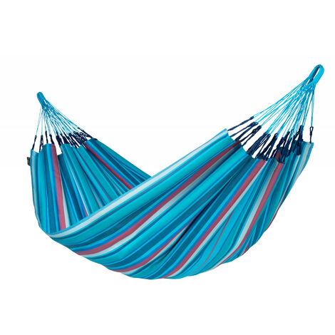 Brisa Wave - Hamac classique double outdoor - Bleu / turquoise