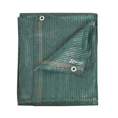 Brise vue 1m20 x 10m , 220gr/m², vert