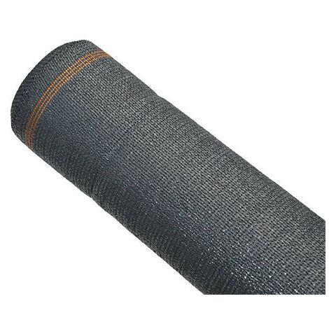 Brise-vue anthracite 240 g/m² - 95% d'occultation