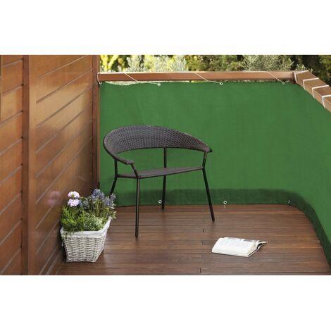 Brise-vue balcon Easy Catral - Longueur 25 m - Hauteur 1 m
