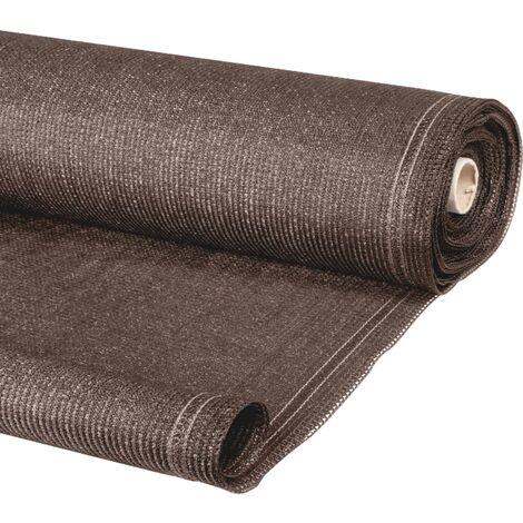 """main image of """"Brise vue haute densité taupe 1,8 x 10 M 300 gr/m² qualité pro"""""""