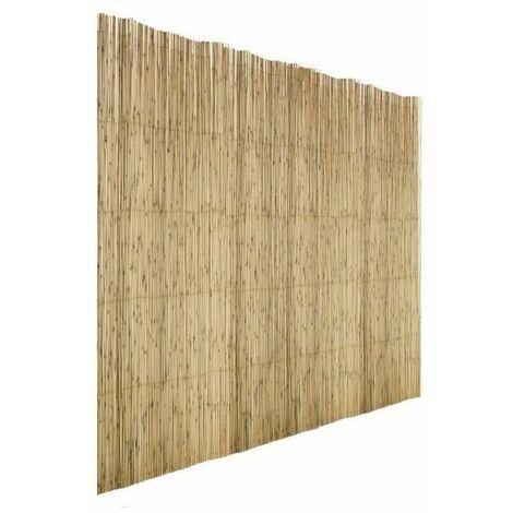 Brise vue naturel - 100 x 500 cm