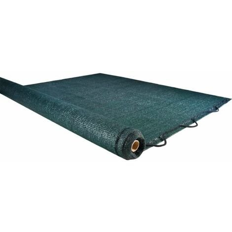 Brise vue vert 150g/m2 Windhager 1 x 5m