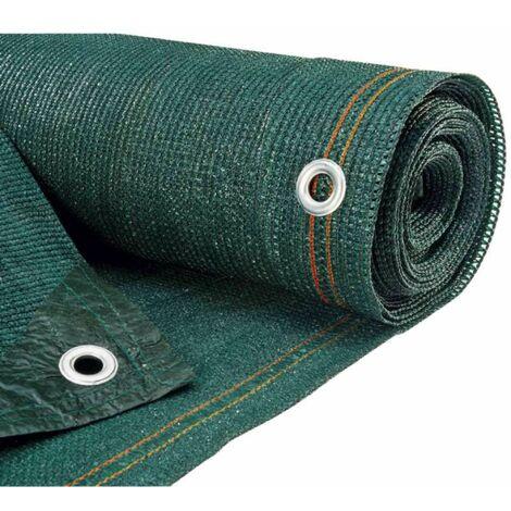 Brise vue vert 300g-m2 1,2x10m