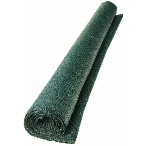 Brise vue vert 80g/m2 Werkapro 5m de long 1,8m x 5m