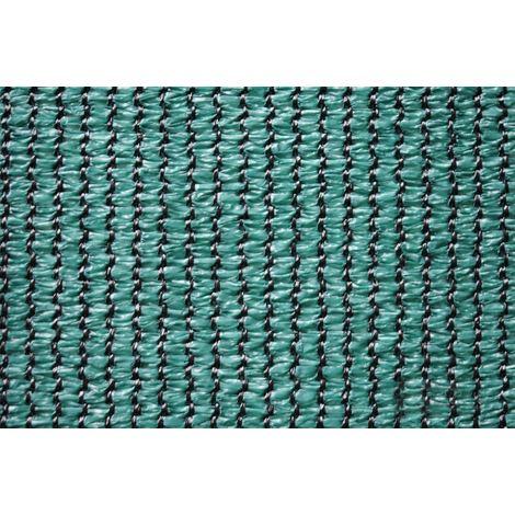 brise vue vert sans boutonniere 120 cm x 10 m 258592. Black Bedroom Furniture Sets. Home Design Ideas