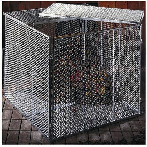 BRISTA Deckel für Komposter100x100 2-teilig