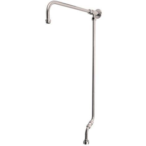 Bristan 1901 Gold Fixed Shower Riser Rail - N-RISE-G