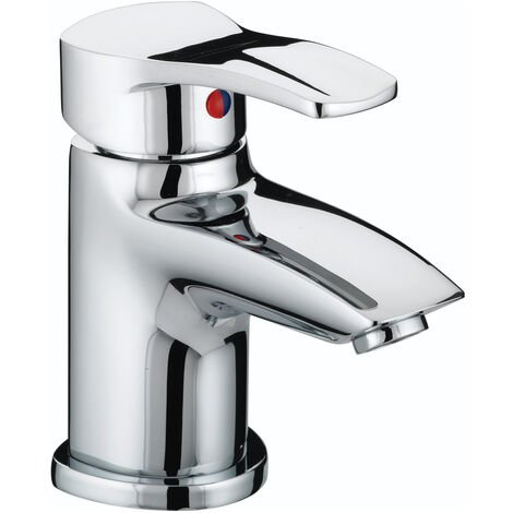 Bristan Capri Basin Mixer Tap & No Waste Chrome Plated