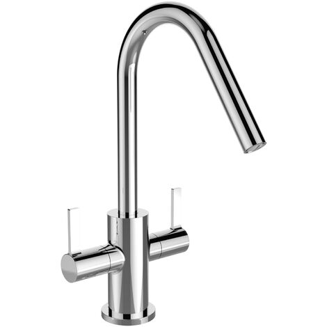 Bristan Cashew EasyFit Mono Kitchen Sink Mixer Tap - Chrome
