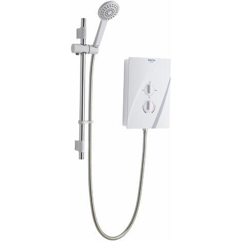 Bristan Cheer 9.5kW Electric Shower - White