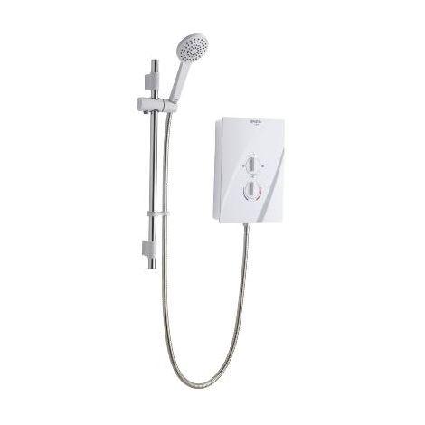 Bristan Cheer Electric Shower - White