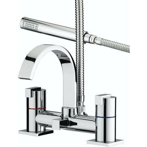 Bristan Chill Bath Shower Mixer Tap - Chrome