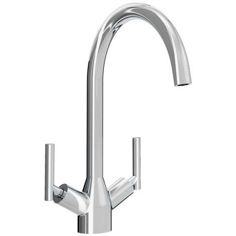 Bristan PST EFSNK C to Pistachio Easyfit Monobloc Sink Mixer Chrome Tap Only Kitchen
