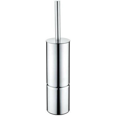 Bristan Chrome Metal Toilet Brush & Holder - COMP-BRU-C