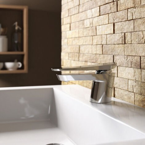 Bristan Claret Basin Mixer Tap without Waste Chrome