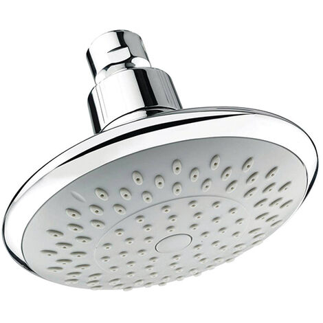 Bristan Commercial Contemporary Fixed Shower Head, Chrome
