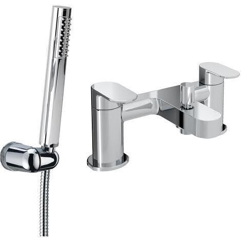 Bristan Frenzy Bath Shower Mixer Tap - Chrome