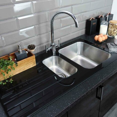 Bristan Gallery Glacier Easyfit Sink