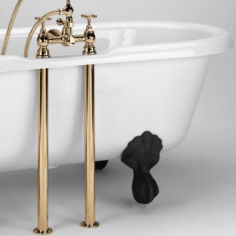 Bristan Gold Bath Shroud - SHR-G