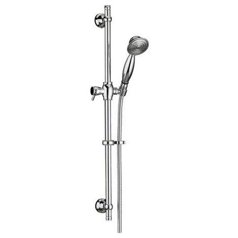 Bristan KIT106 C Single-Function Slide Bar Shower Kit