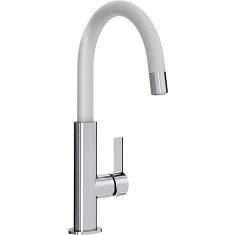 Bristan Melba Kitchen Sink Mixer Tap - White