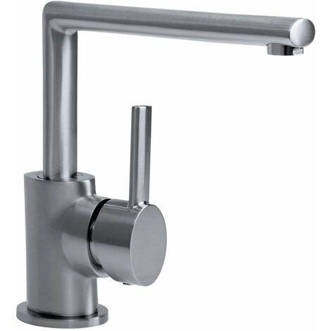 Bristan Oval Easyfit Kitchen Sink Mixer Tap - Brushed Nickel