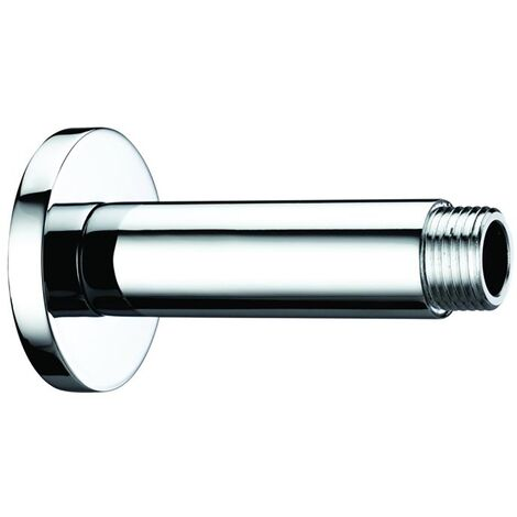 Bristan Round Ceiling Mounted Shower Arm, 75mm Length, Chrome