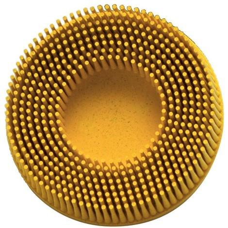 Bristle Disc ROLOC 76,2mm K 80 (gelb) 3M
