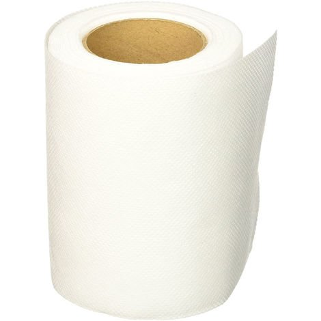 Bristol Novelty No Tear Toilet Paper Prank (One Size) (White)