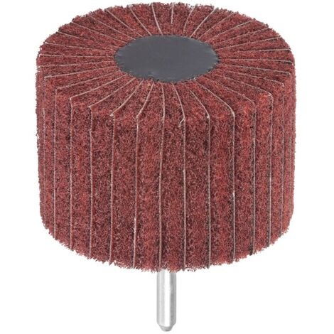 Brite Interleaved Finishing Wheels with Coated Abrasive Cloth