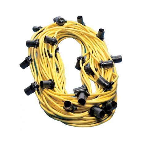 Briticent Festoon Cable 100M 3M Spacing BC (SEFL13B)